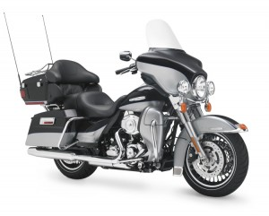 Electra Glide Ultra Limited 2012