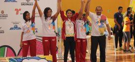 Maranhão é bronze no goalball feminino das Paralimpíadas Escolares 2017