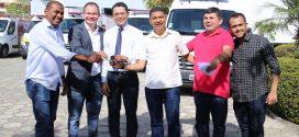 Governo entrega mais sete ambulâncias para rede estadual de saúde
