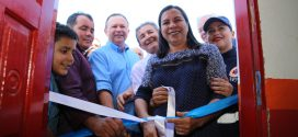 Vice-governador cumpre agenda de entregas pelo aniversário de Pastos Bons