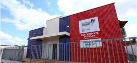 Governo do Estado entrega novas unidades do Restaurante Popular para população